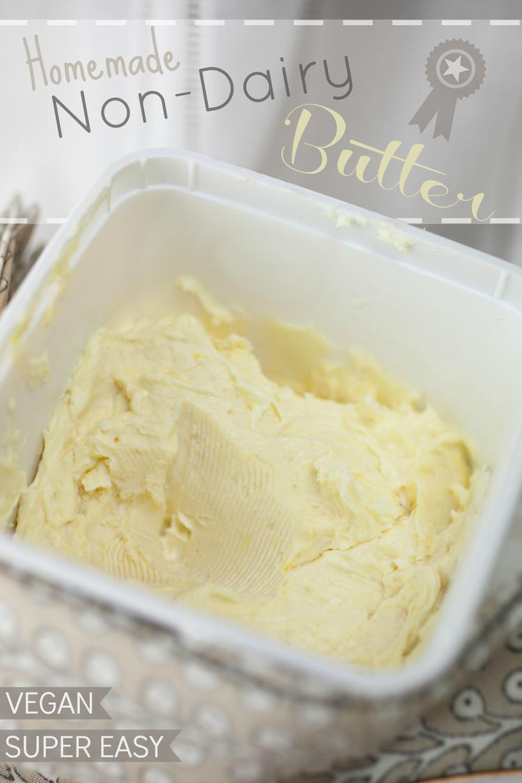 RT @veganfuture: Homemade Vegan Butter http://t.co/VL5Gzcy51u http://t.co/lBKT4aETQp