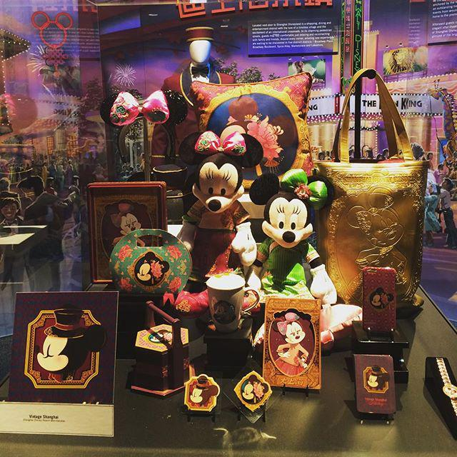 A look at some of the adorable #MinnieMouse merchandise coming to Shanghai Disneyland! #Di… http://t.co/pSx67R5VJS http://t.co/4apL3Ecl4H