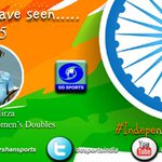 RT @ddsportsindia: This #IndependenceDay2015 join with us for #IndiaYouHaveSeen Share the moments you remember @MirzaSania @PMOIndia http:/…