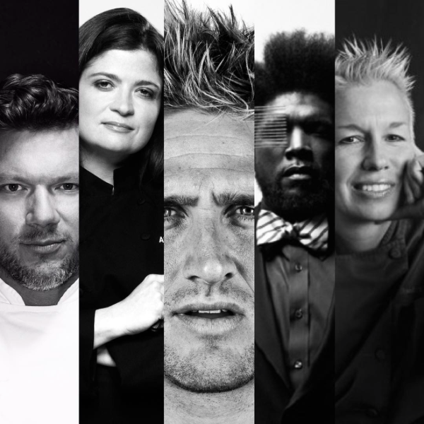 Sample of the incredible talent at #LAFoodWine...@TylerFlorence @guarnaschelli @CurtisStone @questlove @cheffalkner http://t.co/DY1NFLVsH4