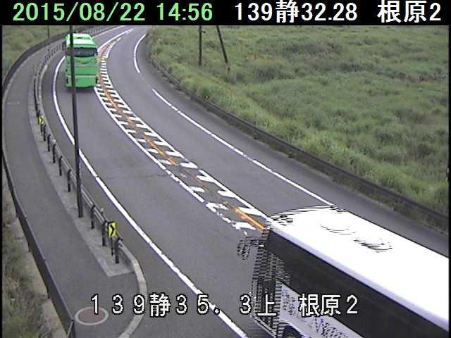 ライブカメラのどこ見ても長渕剛ライブのバスが映っておるw http://t.co/3NmpU8mGbq