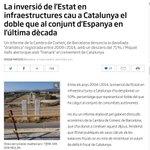 El #27S decideixes si seguim marginats en inversions estatals: #CorredorMediterrani #Rodalies #peatgesi http://t.co/tDegylBoFD @tonialba