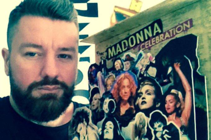 Happy Madonna Birthday weekend everybody!!! It\s a celebration :D