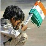 जिसदिन सड़क पर कोईभी बच्चा तिरंगा बेचते हुए नहीं मिलेगा,सहीमायनों में आज़ादी का अर्थ तभी सार्थक होगा #JaiHind #जयहिंद http://t.co/PFcb1GE2SZ