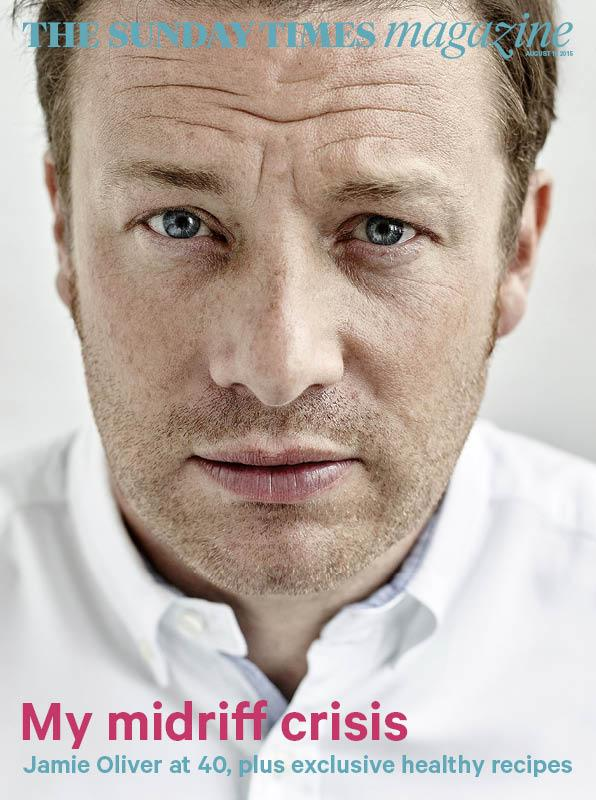 RT @TheSTMagazine: TOMORROW: @GilesHattersley talks to @jamieoliver about his midriff crisis http://t.co/CusbS9cQsO