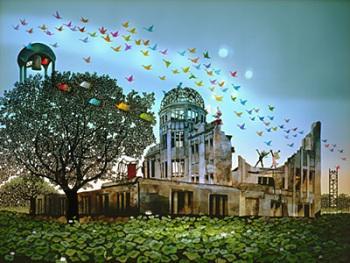 8/13(木)に放送延期になったNHK「ニュースウォッチ9」での藤城清治先生の特集番組は8/18(火)に放送が決定いたしました!お楽しみに♪教文館の影絵展は10/15(木)迄開催中! http://t.co/ODiGbxbVxD