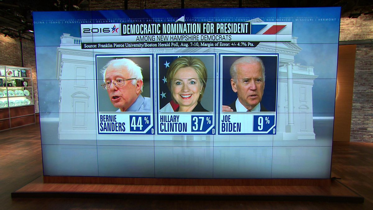 He has tapped into something that is important and real on the left. -- @jdickerson on @BernieSanders campaign http://t.co/UJ07YfP6A9