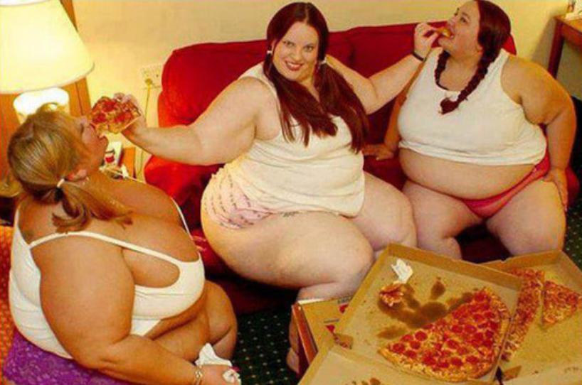Смотреть порно жирни карлики