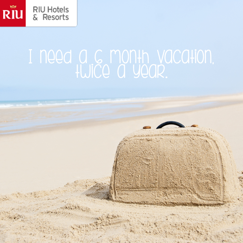 #Retweet if you need a 6 month vacation twice a year! http://t.co/8ChlAN7YGo