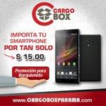 Trae tu smartphone desde #USA con @CargoBoxPV por solo 15$, Info: contacto@cargoboxpanama.com,http://t.co/rqB9mHkTR8  http://t.co/t09YwrB2hU