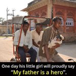 RT @imwaseemsabir: That's called a Real Hero #salute #HappyIndependenceDay #father #daughter http://t.co/JNbU1MKUz7 http://t.co/hnrBf0XRdT