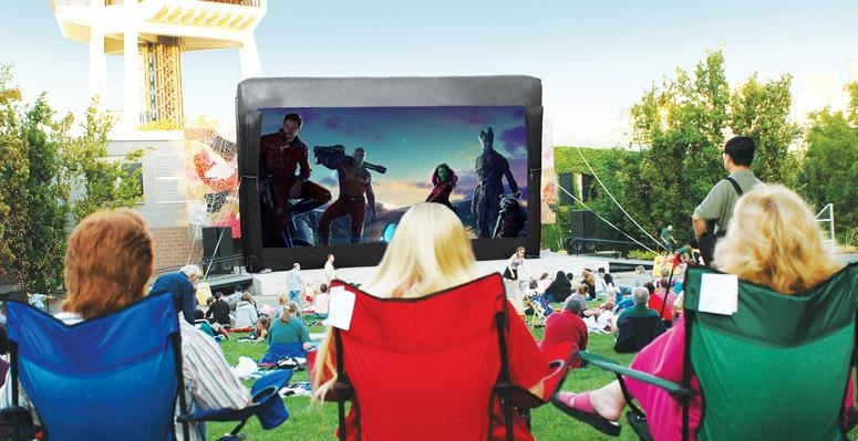 FREE screening of Guardians of the Galaxy tonight @SeattleCenter's Movies at the Mural http://t.co/Km63tYJVQ2 http://t.co/Y2kCit7axP