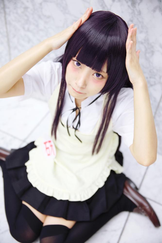 [とな1日目]ぺこヤマぺこさん():WORKING! 山田葵#YKK27