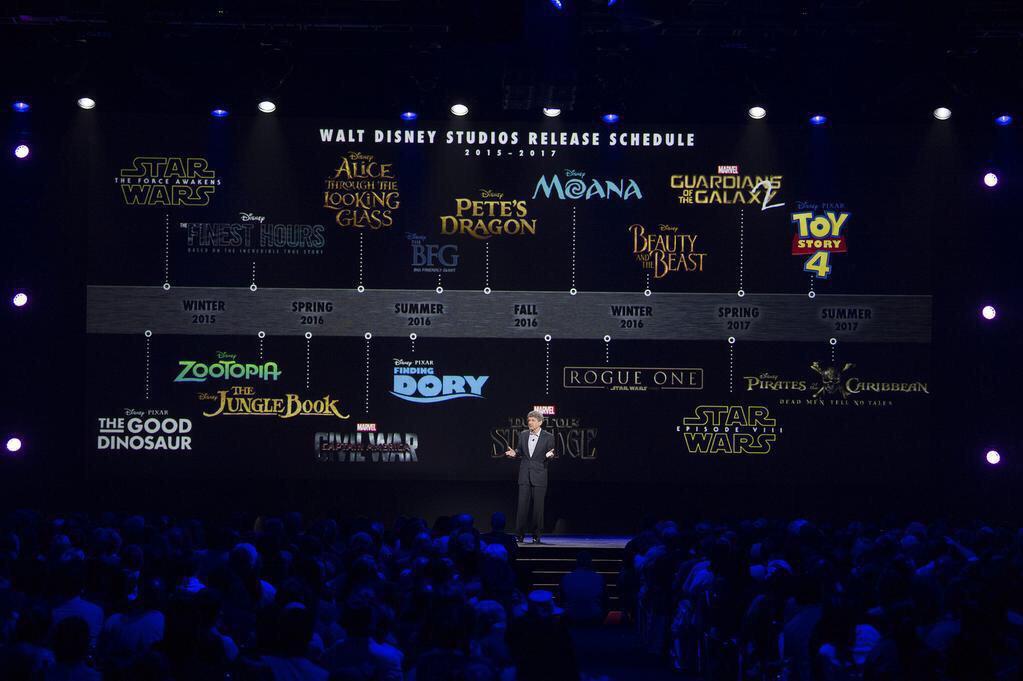Calendario con los estrenos Disney (2015-2017) http://t.co/oXQKeZXH4D