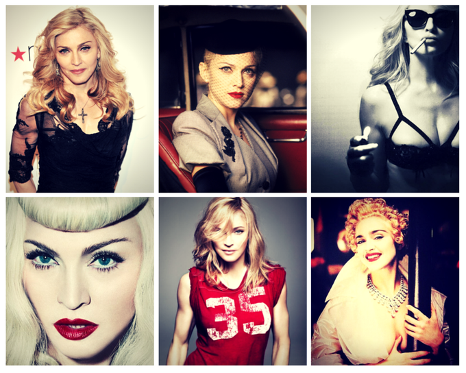 Rt  ET_Lifestyle: Happy birthday, Madonna. Have a great one! :)