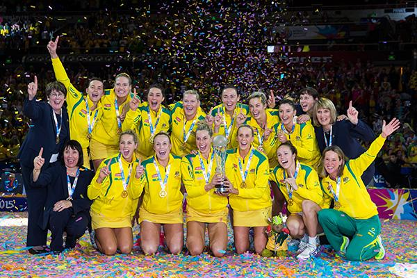 We've successfully defended our 2007 and 2011 crown and won our 11th @netballworldcup title: http://t.co/bR0uyBrWPJ http://t.co/5FYJ8j7WzH