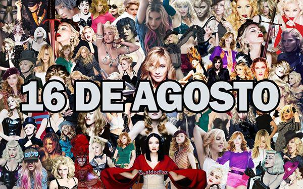 There is only one queen! Happy Birthday, Madonna!!!