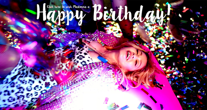 Happy Birthday Queen !!! Can\t wait to come see your new show. l.u.v. always