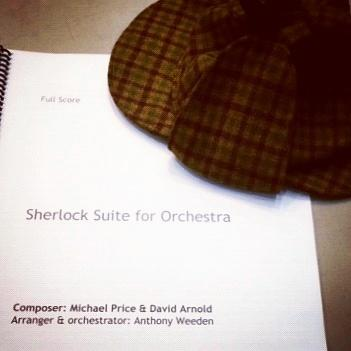 Today #BBCProms celebrate literature's most famous violinist #sherlockprom @BBCCO http://t.co/dnrDGltkpK