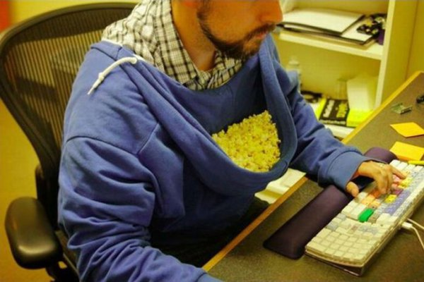 Don't let infosec drama take you by surprise. Buy now the awesome 'drama-hoodie'! Just $99.99 (popcorns not included) http://t.co/EWjkd4T3rw