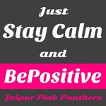 RT @NiTiSHmurthy: Dear @JaipurPanthers in the game tonight... #LePanga #RoarForPanthers @juniorbachchan @SrBachchan