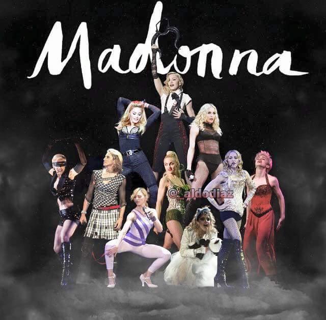 Happy Birthday  *57*Madonna