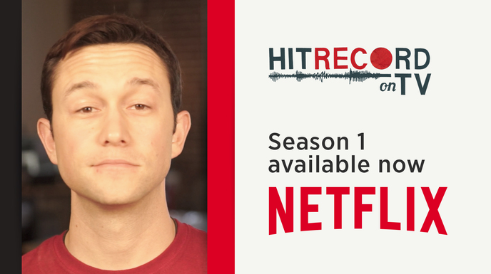 RT @hitRECord: Your @netflix binge-watching may commence NOW -- http://t.co/65aK9reXmN #HITRECORDonTV http://t.co/ETFHCfUstM