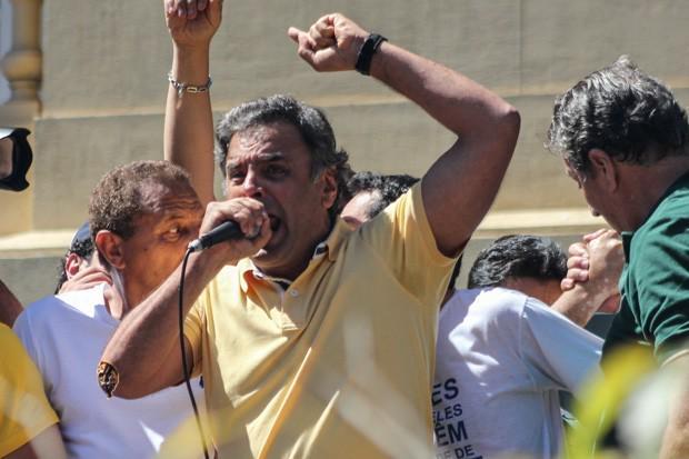 BREAKING: AÉCIO DESAFIA DILMA A FAZER UMA BATALHA DE RAP http://t.co/aiurNX6WPS
