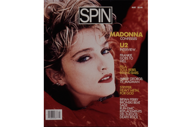 Happy 57th birthday to SPIN\s first-ever cover star, Read our \85 cover story here.