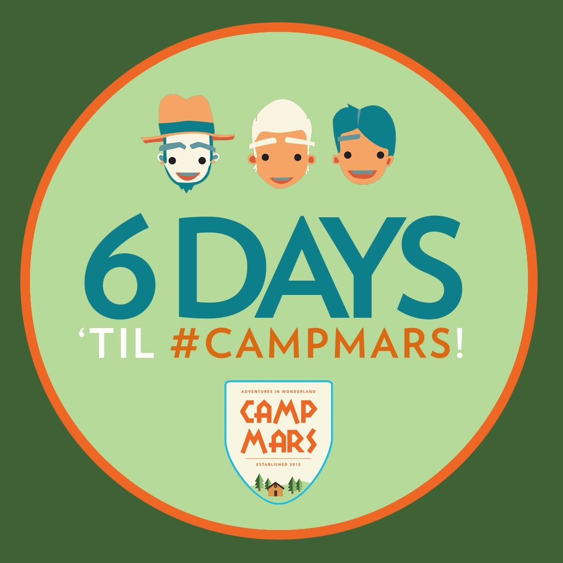 RT @30SECONDSTOMARS: SIX DAYS UNTIL #CampMars + night TWO in Malibu! Can't stay all weekend? Spend the day. → http://t.co/oPusNNFAFZ http:/…