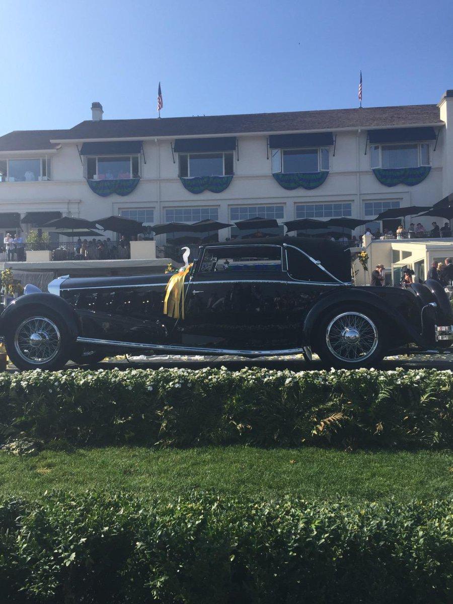 The 2015 Best of Show Winner 1924 Isotta Fraschini Tipo 8A F. Ramseier & Cie Worblaufen Cabriolet http://t.co/4K4ZyQUPSm