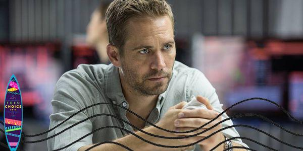 #PaulWalker is your Choice Actor: Action/Adventure. We miss you, Paul. #TeenChoiceAwards http://t.co/fu53dcZiIe