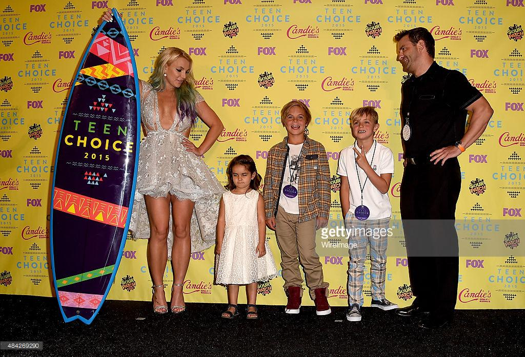 Matt Stopera (@mattstopera): Wait, I am Britney's niece. http://t.co/g1lWwpvOGE