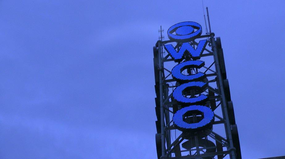 Brrrrrrr! The @WCCO weather watcher is blue. @Matt_Brickman says we won't get out if the 60's tomorrow! http://t.co/CXqhRQDsW3