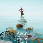 First look poster of Disney's #AliceThroughTheLookingGlass. http://t.co/rDpkuIKj9X