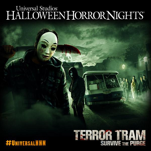 The annual Purge will commence aboard the Terror Tram! #SurviveThePurge at #UniversalHHN! https://t.co/grgZLxAaB5 http://t.co/K025irOs4V