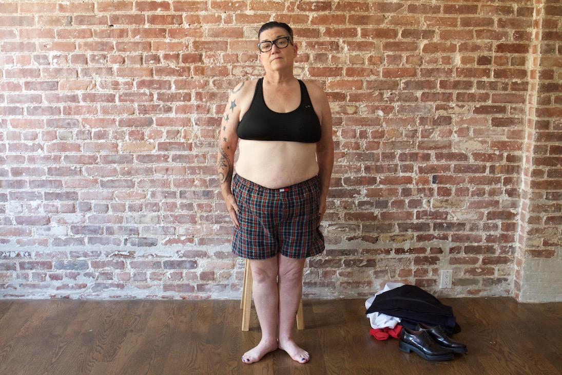 """""""I hope some young fat dyke sees this and says, 'I'm beautiful.'"""" - @realleadelaria #OITNB http://t.co/cnKyzD4g46 http://t.co/5tIYvwTUMq"""