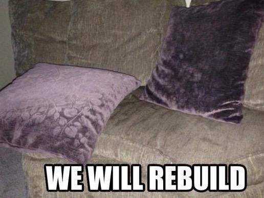It's all over. Everyone's okay. #WeWillReBuild  #SF #earthquake http://t.co/MIhVyLYRmU