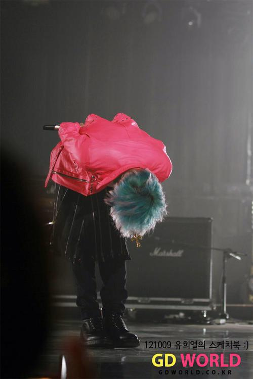 Fashionista. Leader. Composer. Producer. But above all, a humble artist #Happy28GDay http://t.co/mD858gjVDh