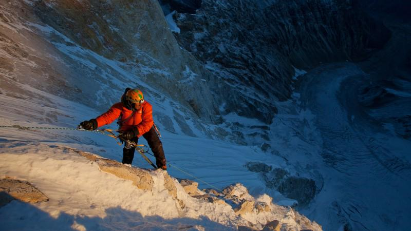 RT @outsidemagazine: The era of the awesome climbing film has just begun: http://t.co/38A08JEnTr #MeruFilm http://t.co/sZZtBXsAO0