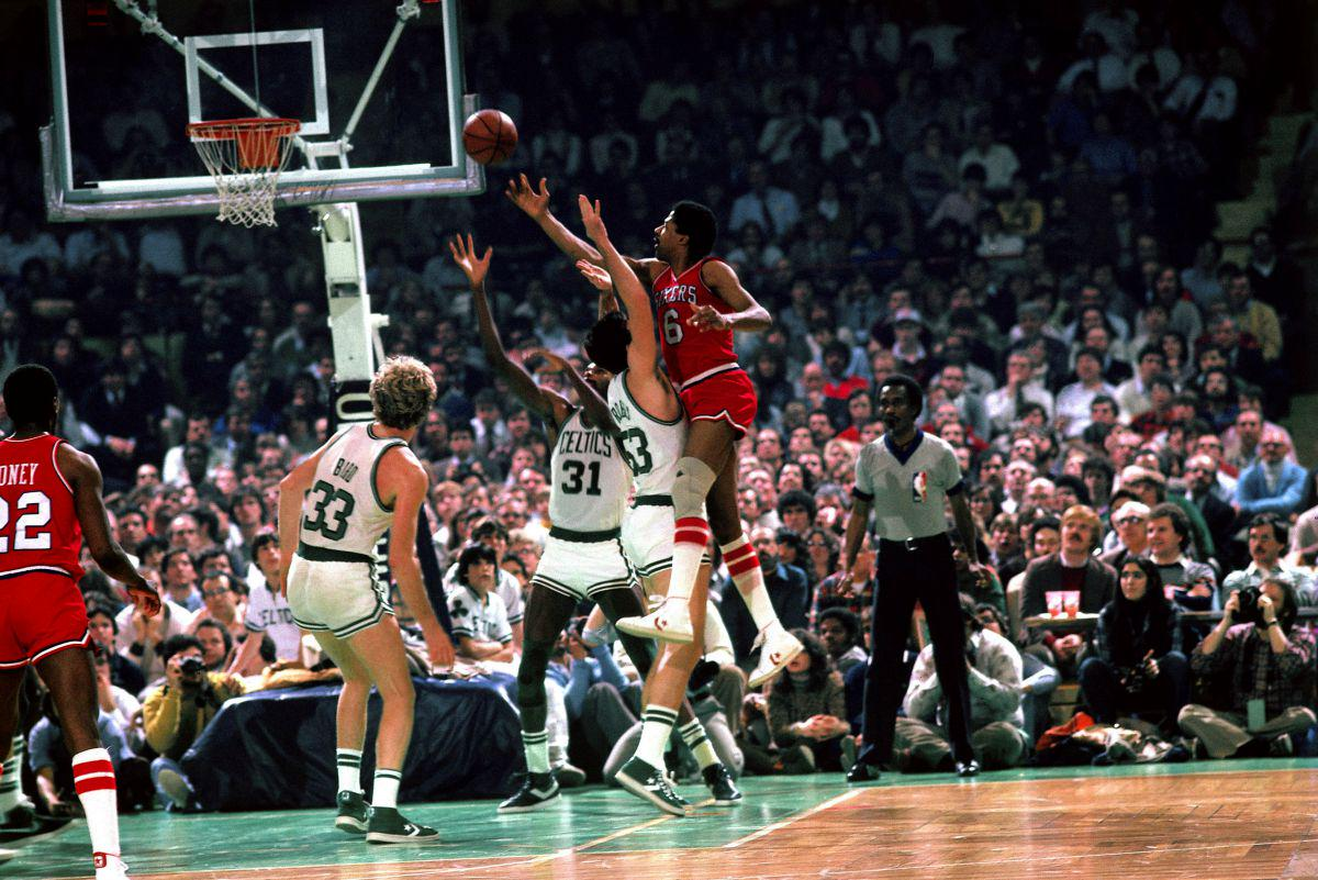 The 1982 Eastern Conference Finals Came Down To An Epic Game 7 Tune