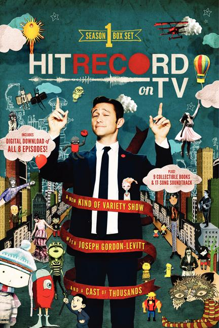 RT @deystreet: .@hitRECord is now streaming on #Netflix - did you know we did a boxed set? http://t.co/P3Or8cfAhk @hitRECordJoe http://t.co…