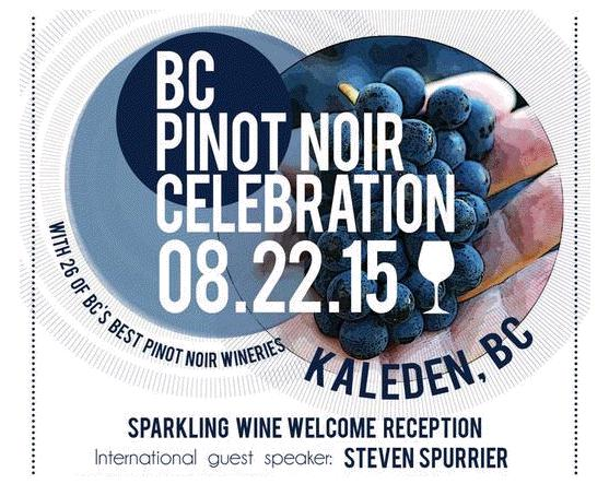 Special event reminder. The @BCPinotNoir Celebration is happening this week. http://t.co/rh6rXK9aLG http://t.co/gk2sL5F4HJ