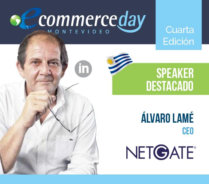 @alvarolame de @NetgateUy nos hablará de las tendencias del #eCommerce en Uruguay en el #eDayUY ¿Vas a perdertelo? http://t.co/gRE55CkCin