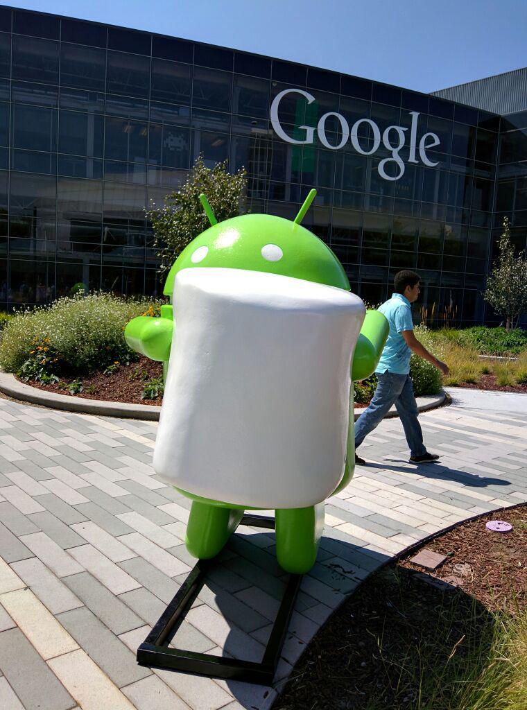 ういろう、ではなくてMarshmallowです #AndroidM http://t.co/4FY9JkLyHi