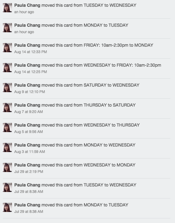 Thank you @trello for showing me what procrastination looks like. http://t.co/RNO5XKzGXW