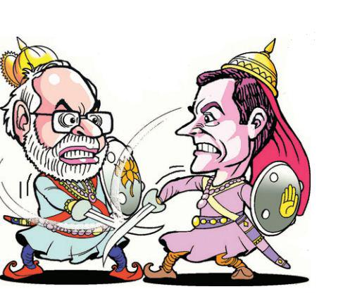 OPINION | All hail the Prince of Wail, who made sure neither Parliament nor Pretender prevail http://t.co/Fp1Bo51Ezb