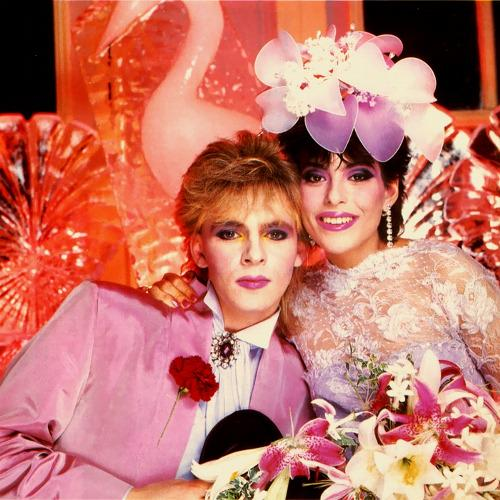 I almost forgot the anniversary! RT @NicksRhodiva: Today, 31 years ago, #NickRhodes married on august18th, 1984