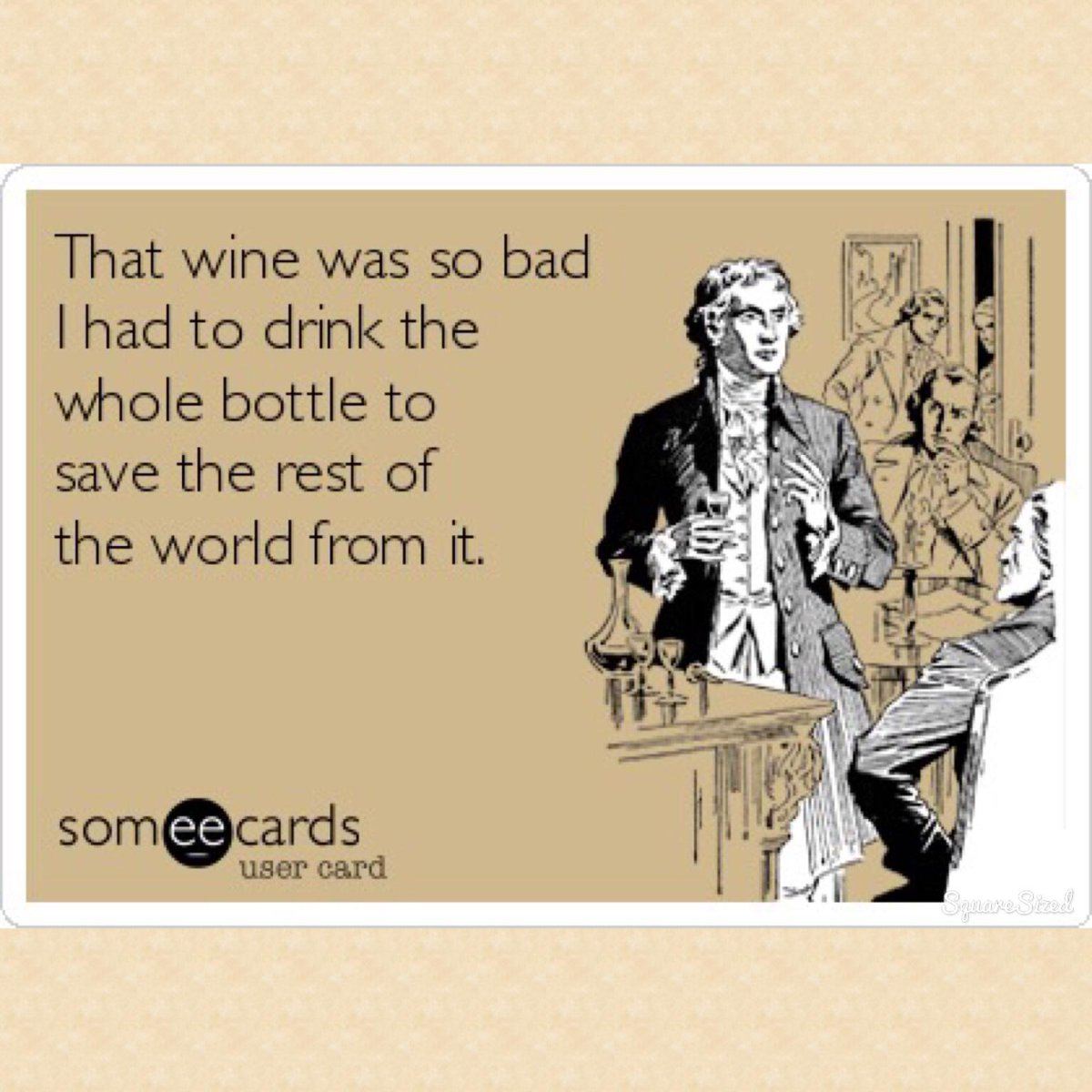 Sometimes you just have to do what's honorable. @Virginia_Made @winewankers @MacCocktail @KitchenSprout @Fiery01Red http://t.co/ZIVHScvMkJ