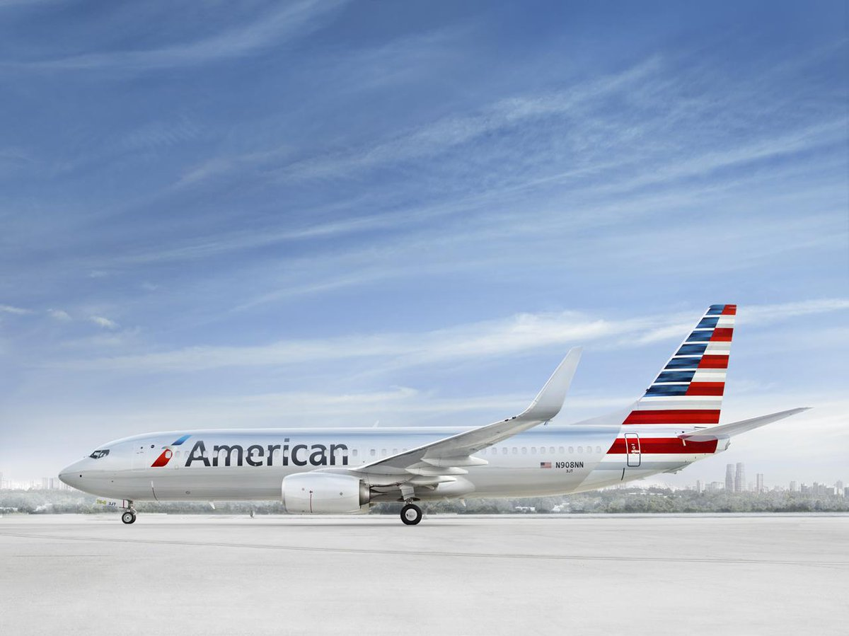 RT @AmericanAir: Together w @CubaTravelServ, we'll operate 1st LAX-Havana charter flights